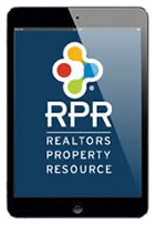 Realtors Property Resource on Tablet