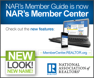 National Association of Realtors Member Center