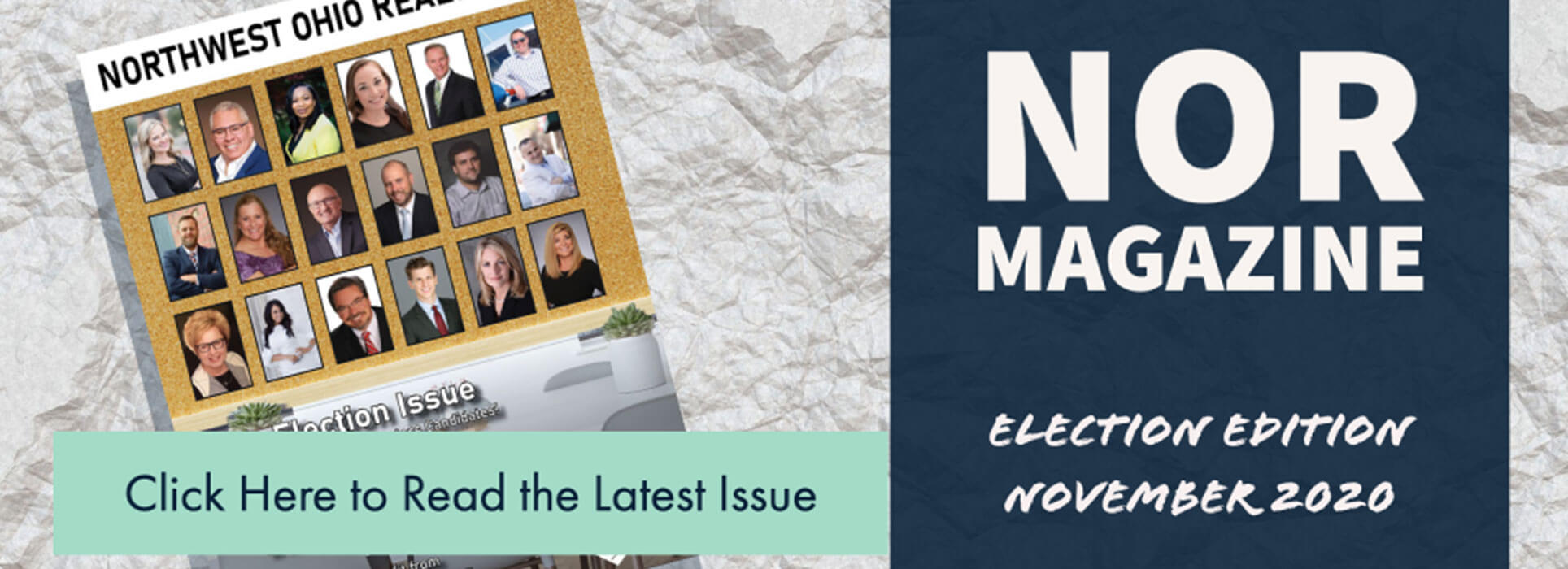View the Lastest Issue of NOR Magazine