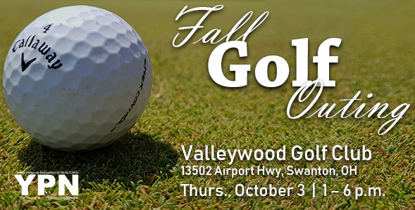 Fall Golf Outing